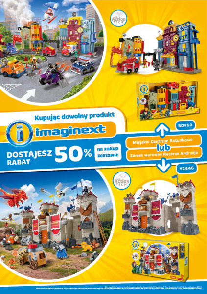 imaginext_plakat